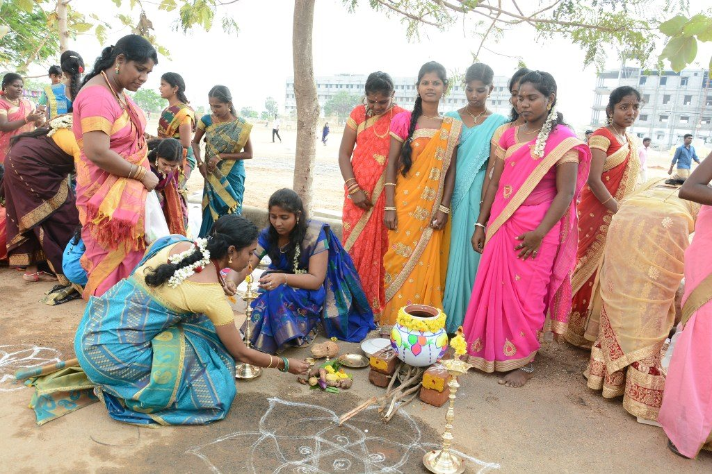 Pongal Day Celebration-2017